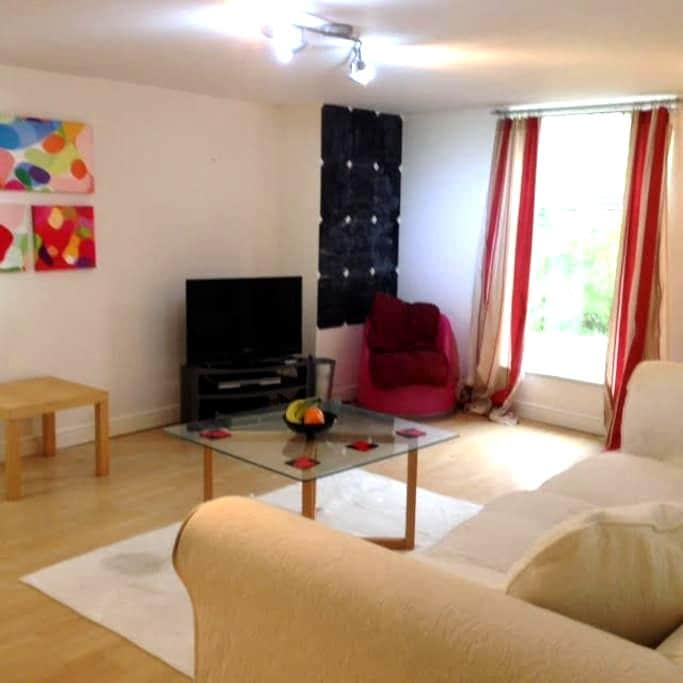 Lovely flat in Headingley Leeds - Leeds - Pis