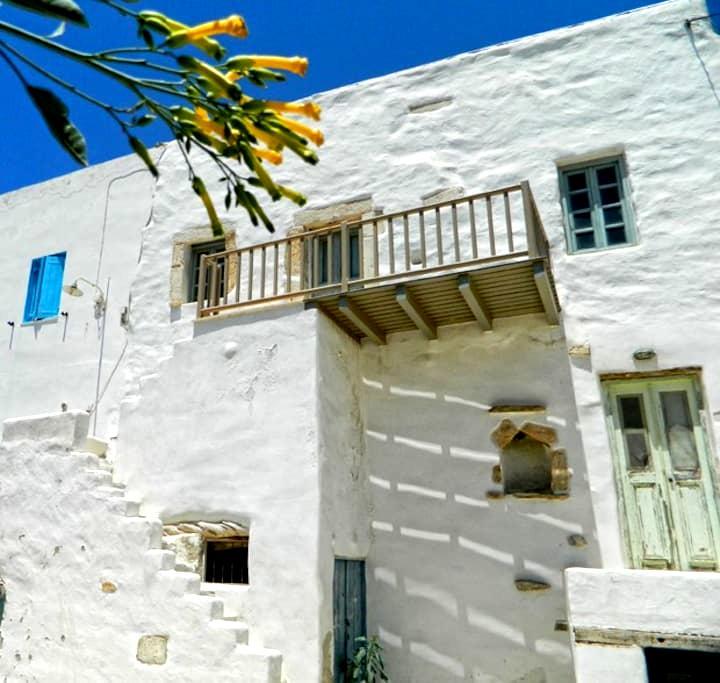 Antiparos House in the Kastro  - Antiparos