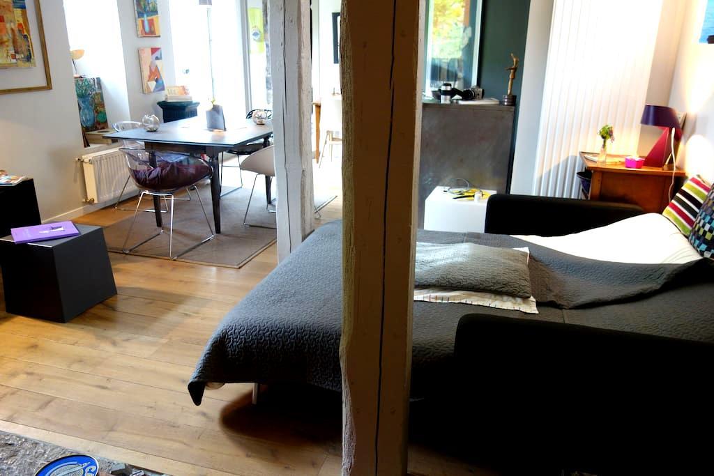 Chambre atypique et chaleureuse - Meylan - Haus