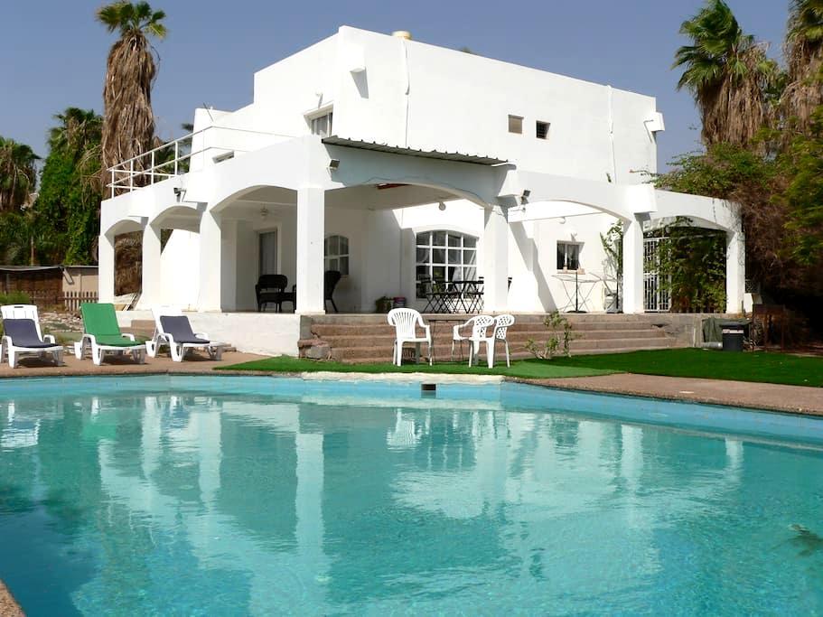 Privet room No. 5 at Red Sea Lucky's Villa - Eilat - Villa