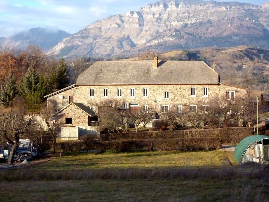Gites du Villard - Les Autanes - Chabottes - Huoneisto