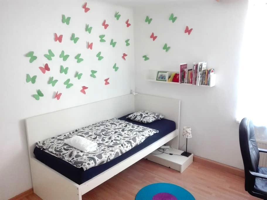 Cosy room in Klagenfurt - Klagenfurt am Wörthersee