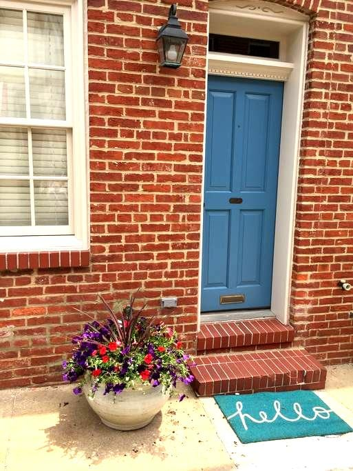 Fells Point Row Home - Baltimore