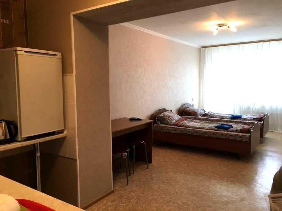 Нижегородская,24 (ваниль) - Новосибирск - Apartment