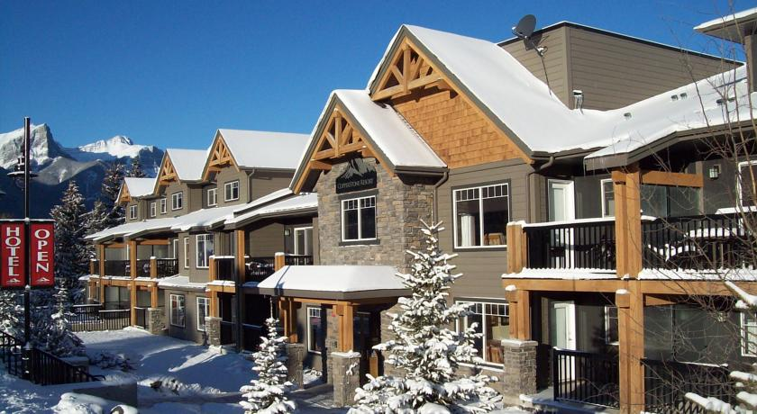 Copperstone Resort in winter – Beautiful in any season!