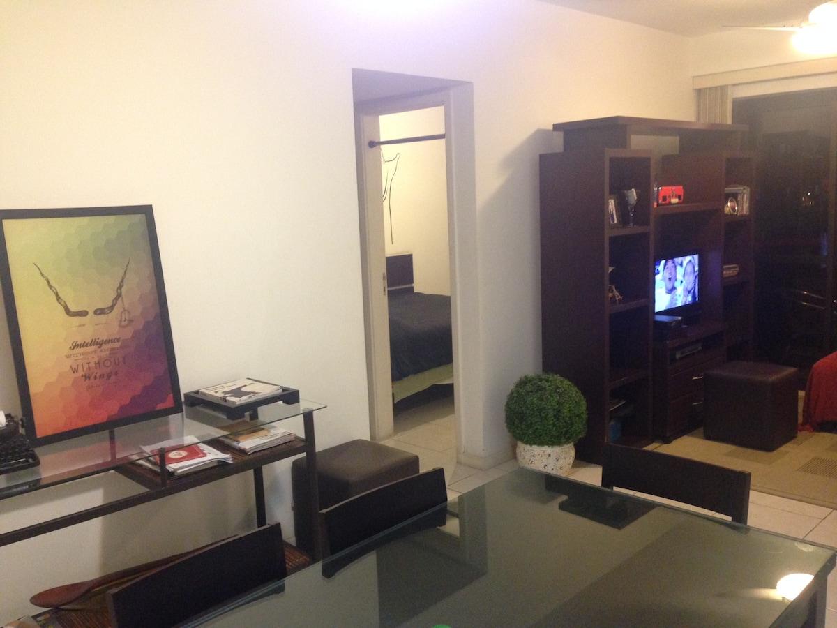 Bedroom in Rio