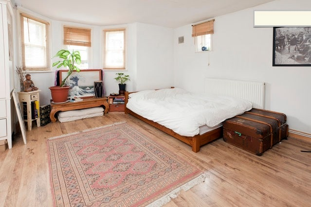 Beautiful bright double room