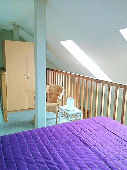 Cozy Loft Suite - Ucluelet - Loft