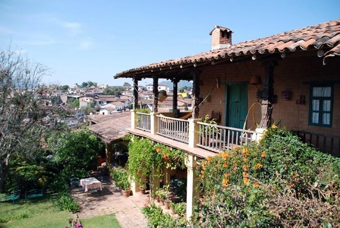 Beautiful Mexican Pueblo House