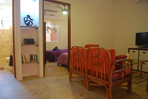 Central 2Bedroom Apt Close to Beach