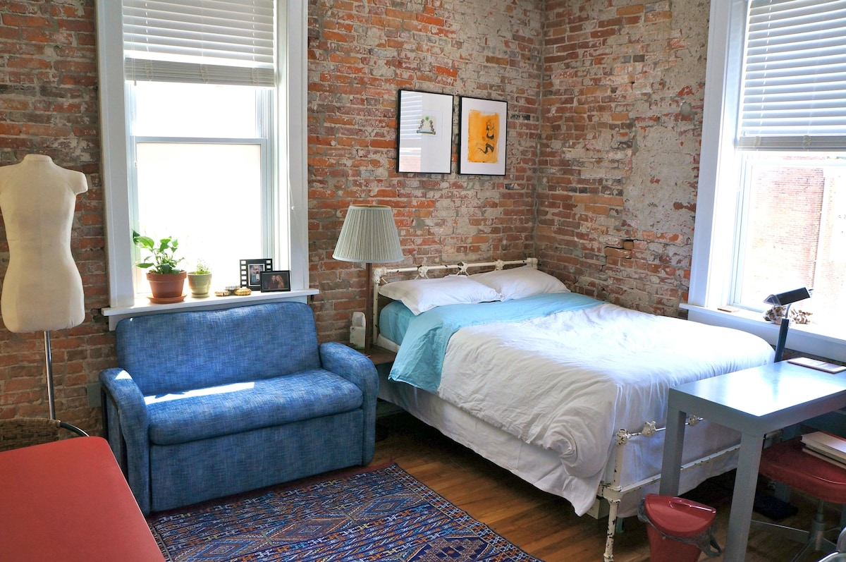 Downtown Studio Summer Availability