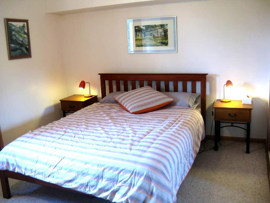Romantic or Creative getaway - Dunbible - Apartment