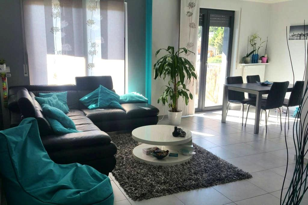 Beautiful apartment 70m2 - Kayl - Appartamento