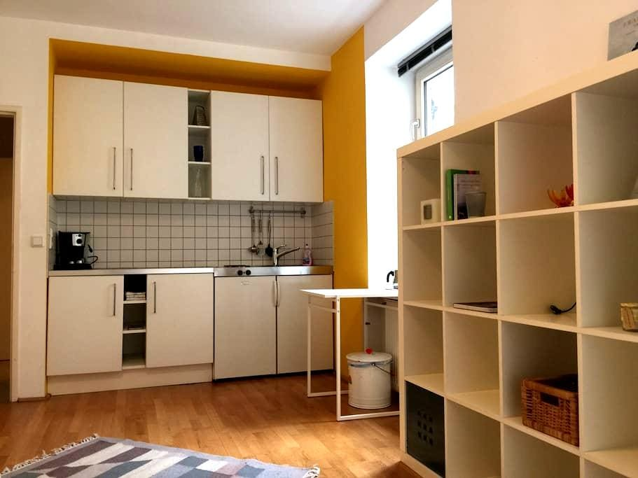 Perfectly located apartment & bike! - Graz - Apartment