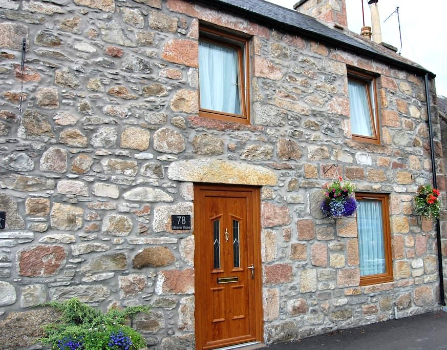 Miniver Rose Aberlour Speyside - Aberlour - Σπίτι