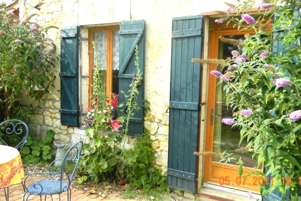 Studio te huur Charente Maritime - Saint-Bonnet-sur-Gironde - Leilighet