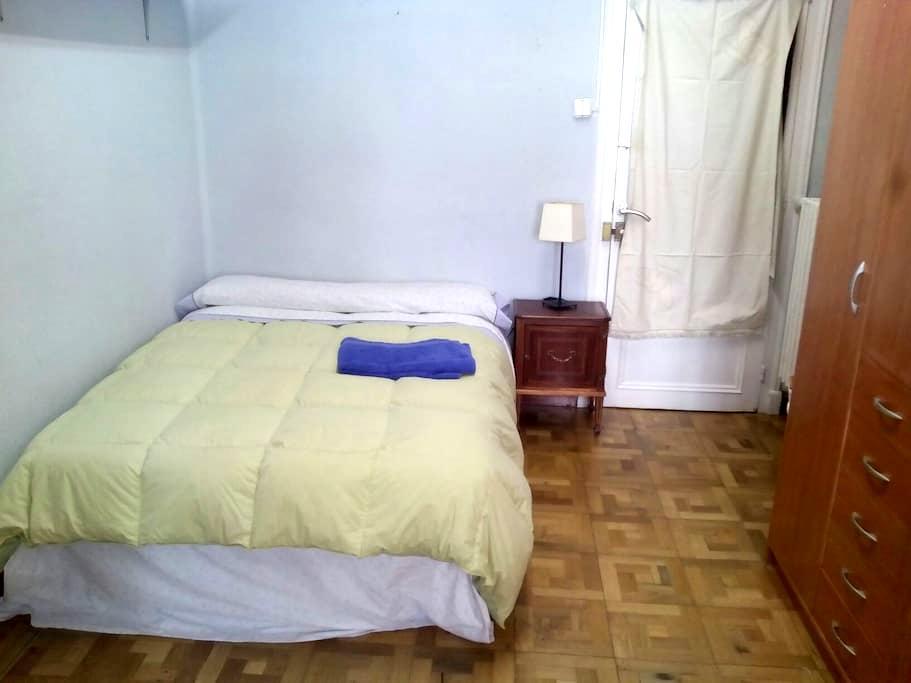 Sencilla y cómoda para 2 Ensanche - Pamplona - Lägenhet