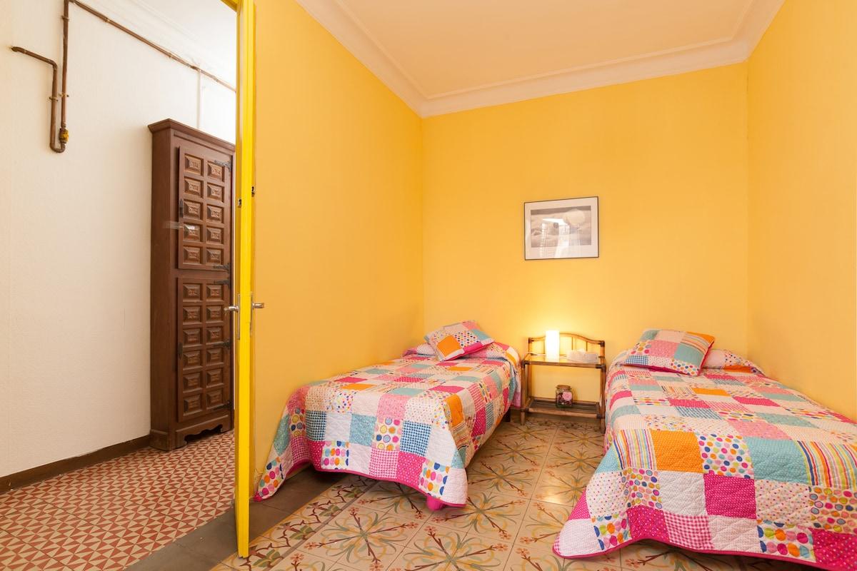 DOUBLE ROOM Barrio Gracia