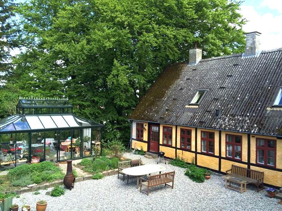 Bakkegaarden, værelse Viola  - Eskilstrup