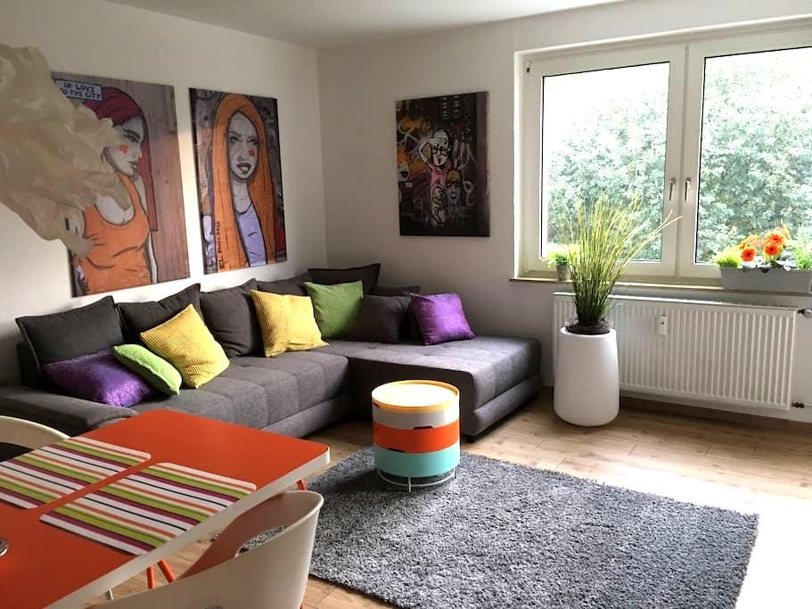 Wohlfühloase im schönen Osnabrück - Osnabrück - Leilighet
