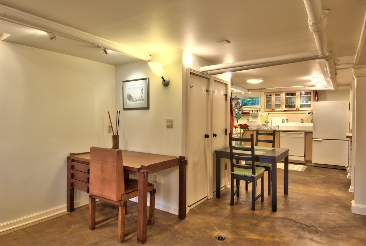 Desk and dining table