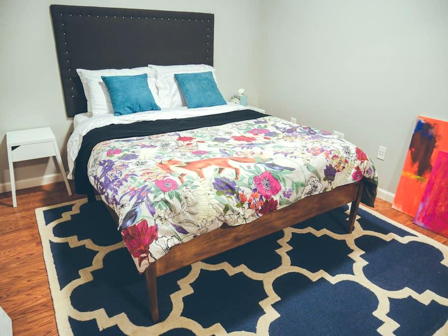 Private Room & Bath in Owings Mills - Owings Mills - Reihenhaus