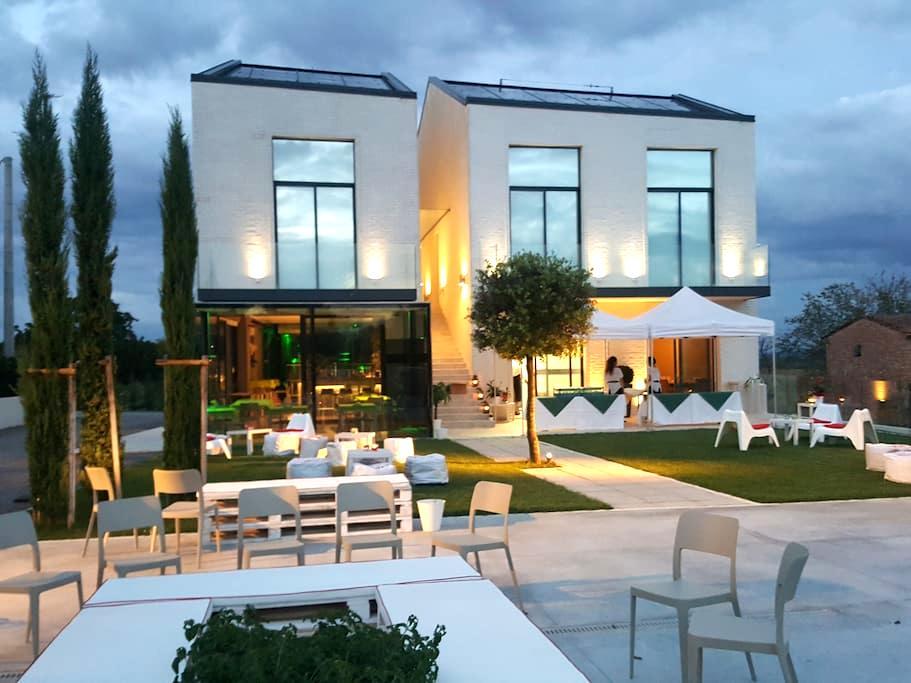 "Brewpub Beer House ""Dubbel"" a Montepulciano - Abbadia - Дом"