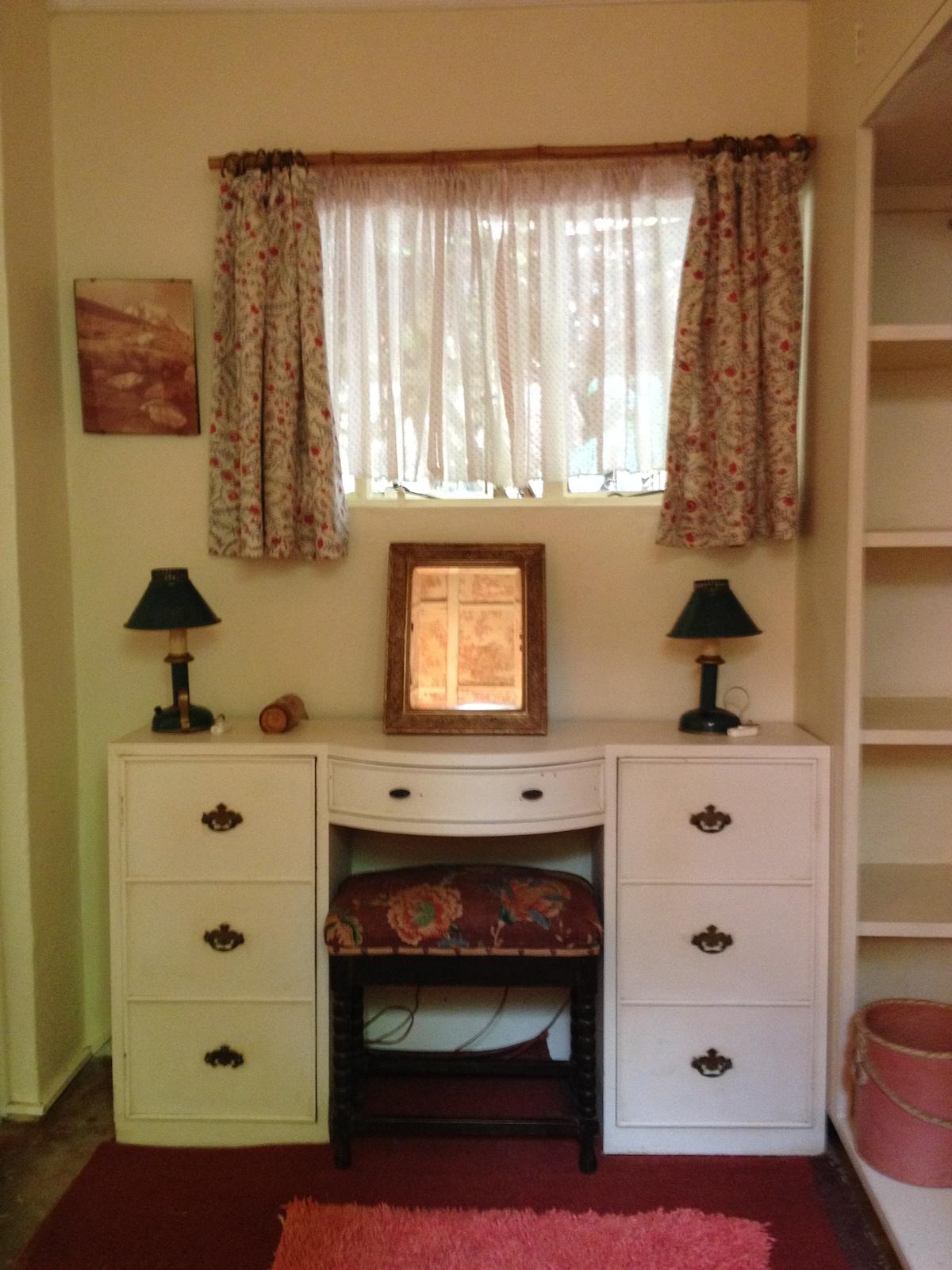 Amanda's bedroom