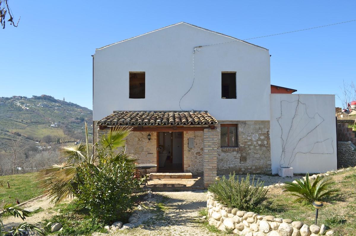 The Arches and/or Casa di Pietre