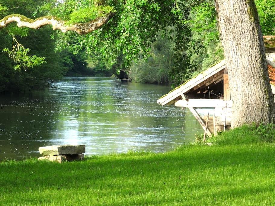 Séjour forêt, escalade et le Loing - Montigny-sur-Loing