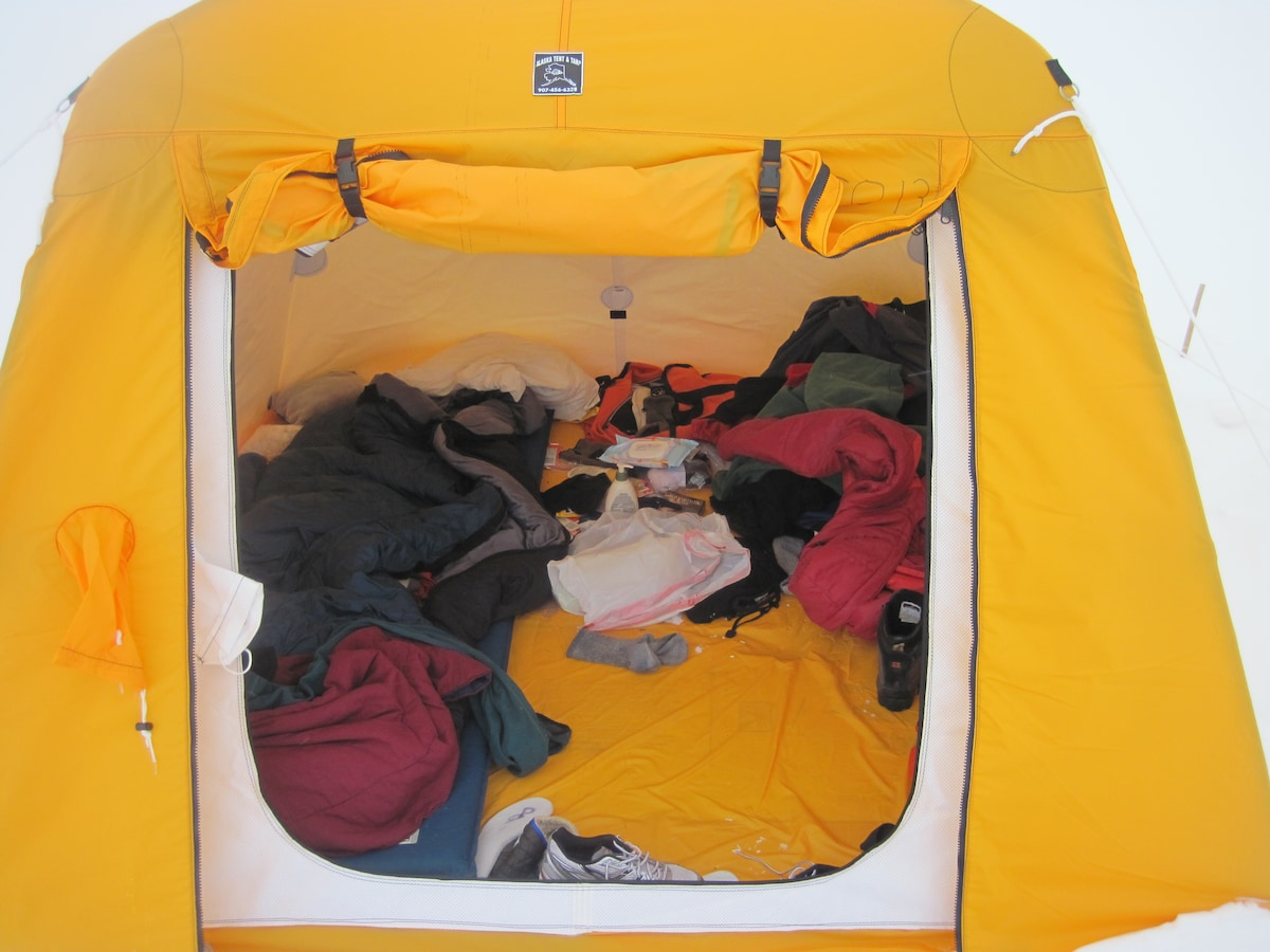 & Arctic Oven Tent - Tents for Rent in Kotzebue Alaska United States