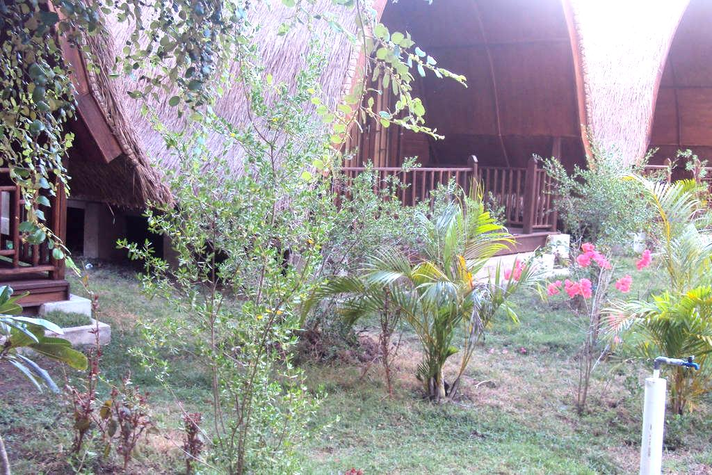 Lumbung Garden With Ac Gili Meno - Pemenang - Guesthouse