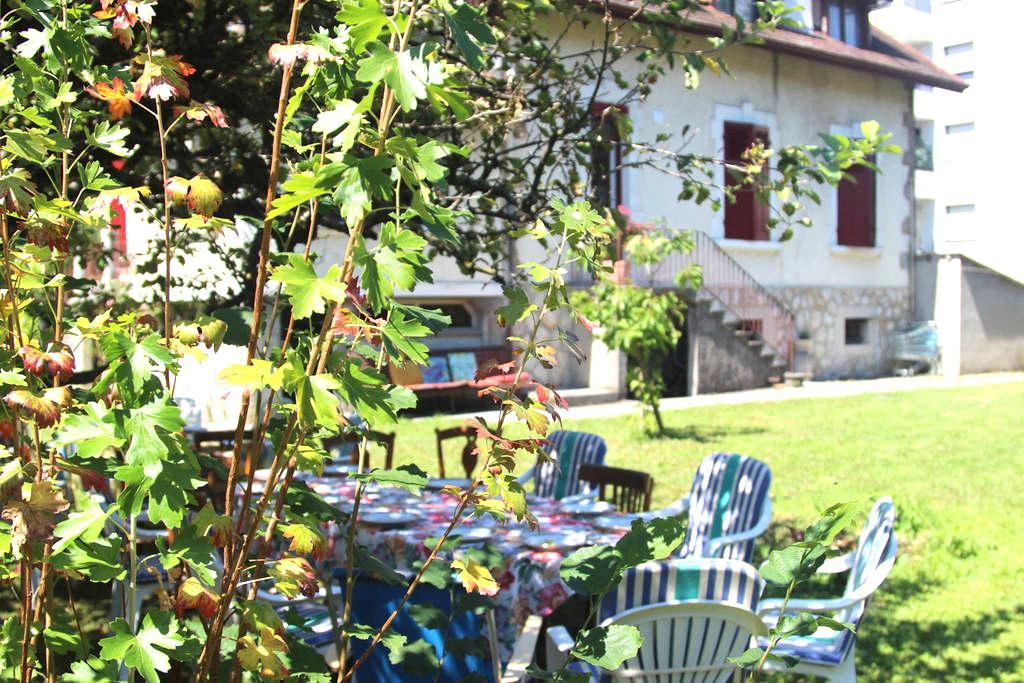 Belle villa savoyarde typique à 4 minutes du lac - Annecy - Villa