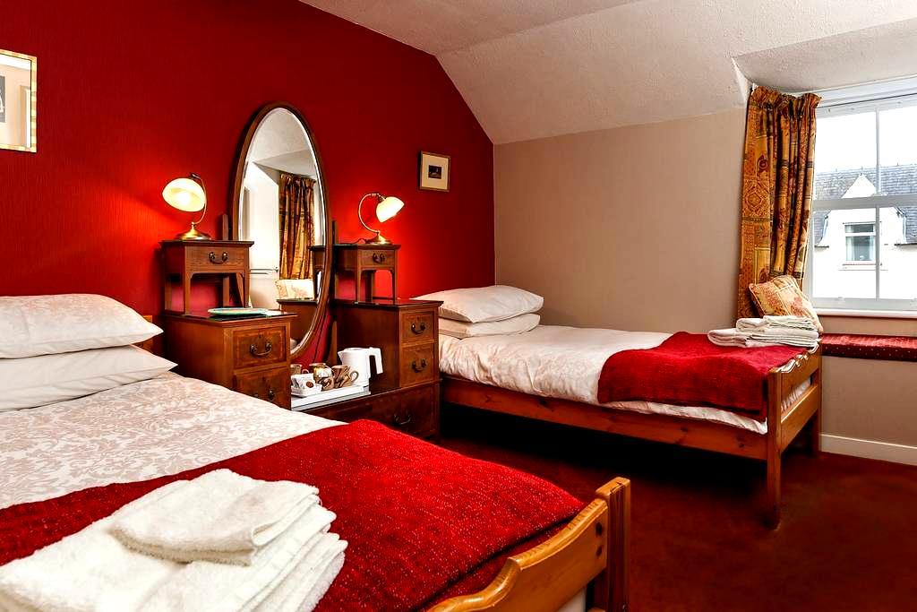 Twin Room with Breakfast - Killin - Bed & Breakfast