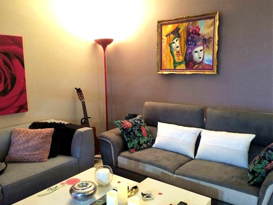 Chambre chez l'habitant - Pézenas - House