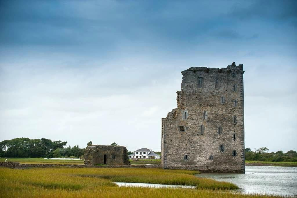 Castle View House - next to Castle! - Ballylongford - 家庭式旅館