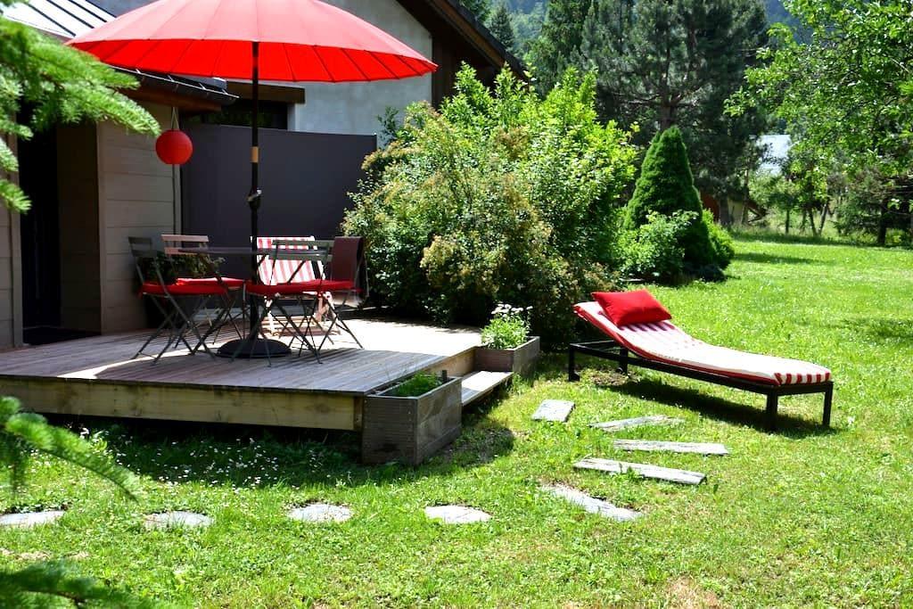 Studio moderne au coeur du village - Lans-en-Vercors - House