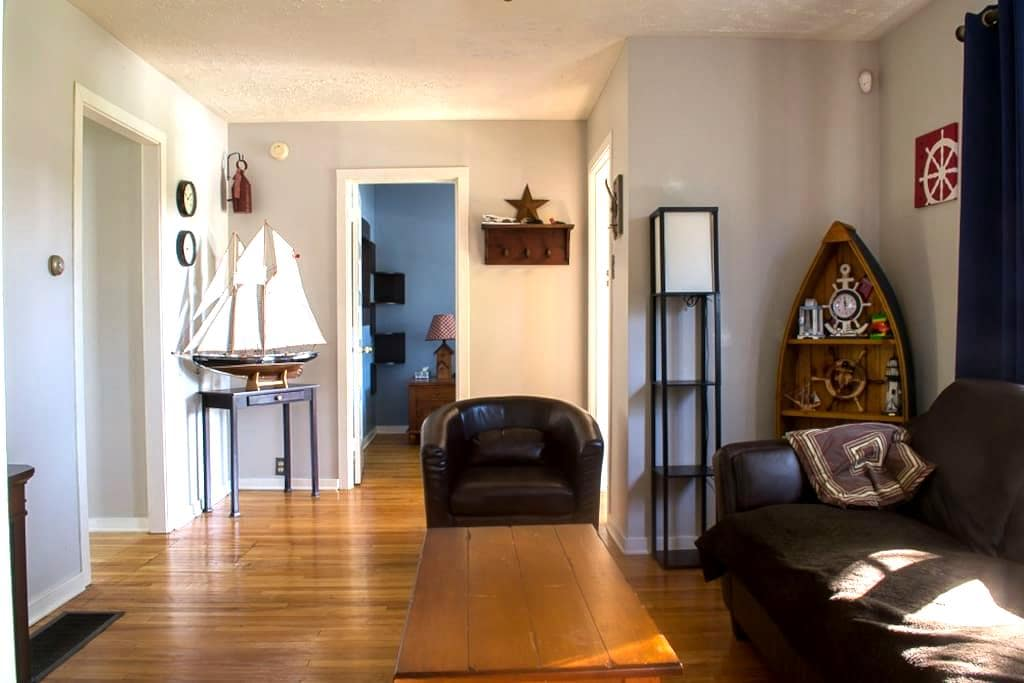 Cozy 2 Bdrm home in trendy North End Halifax - Halifax - House
