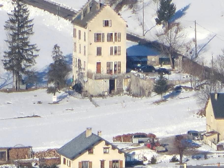 Cosy appartment in the French Alpes - Méaudre - อพาร์ทเมนท์