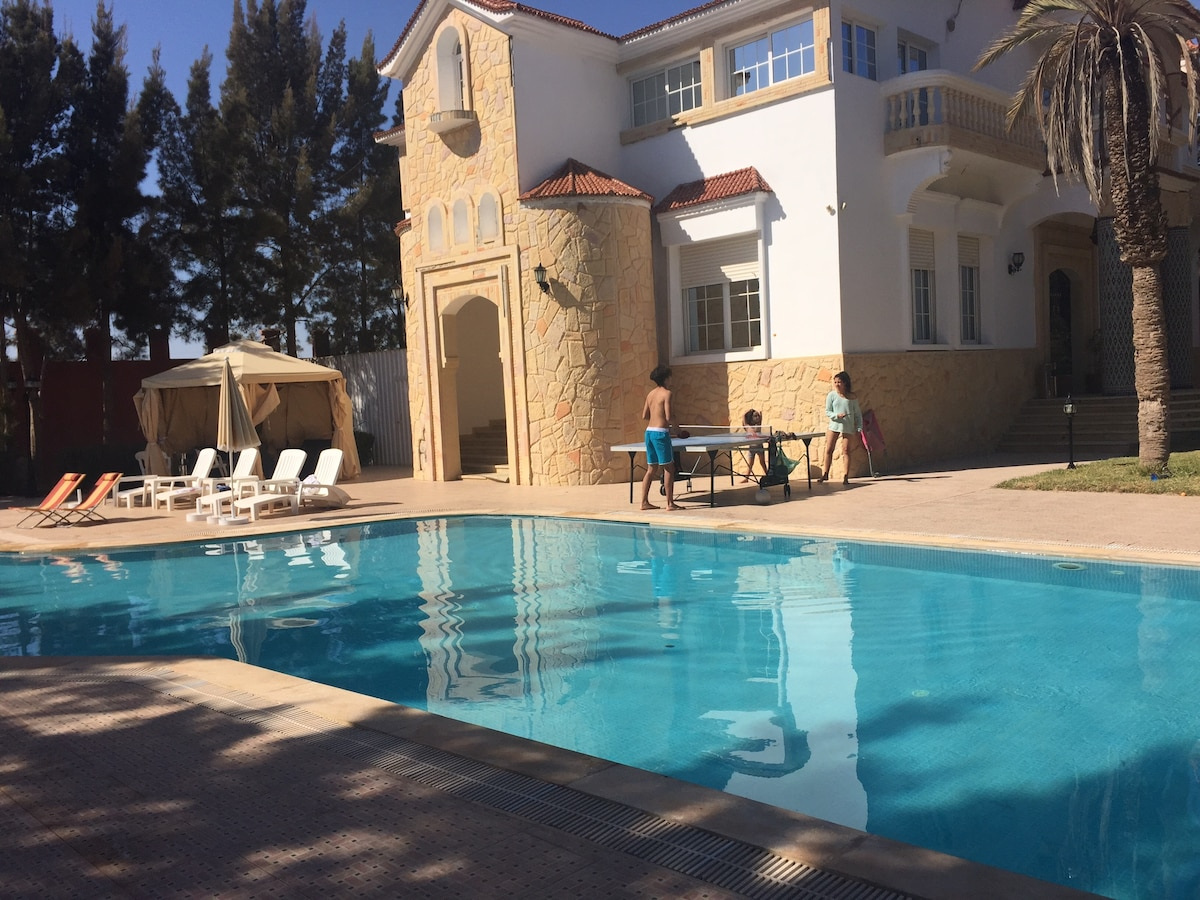 Interesting Latest Villa Piscine Agadir Villas Louer Agadir Maroc With Location  Maison Agadir Avec Piscine With Maison Avec Piscine Au Maroc With Location  ...