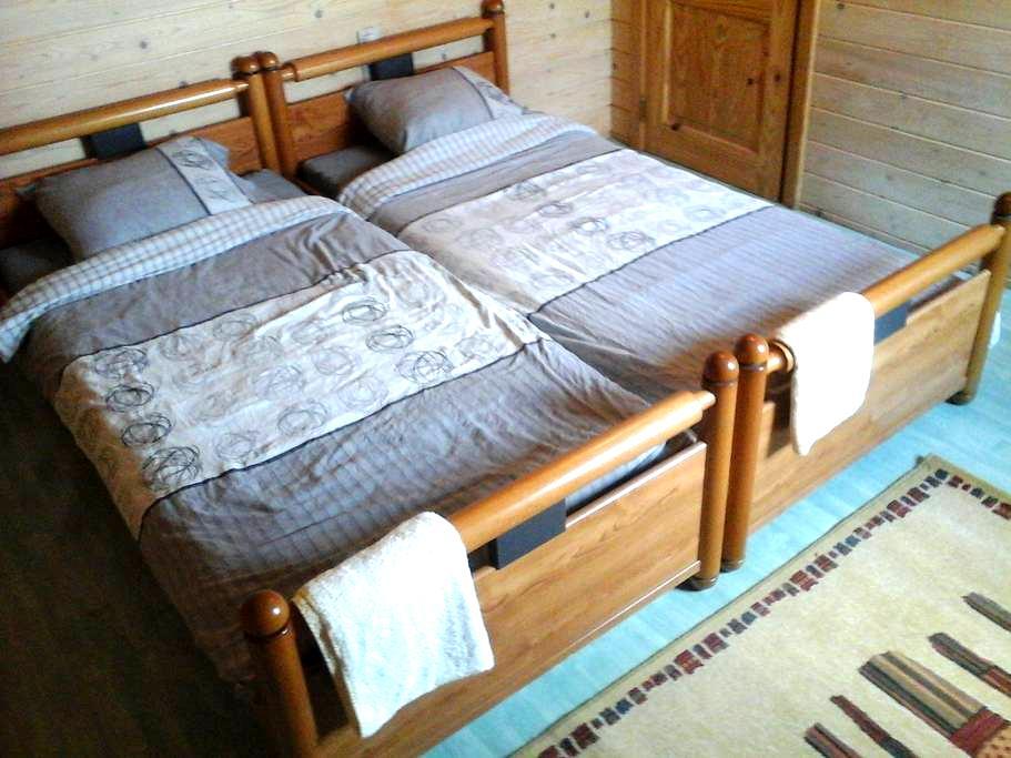 Private room, chambre privée - Bastogne
