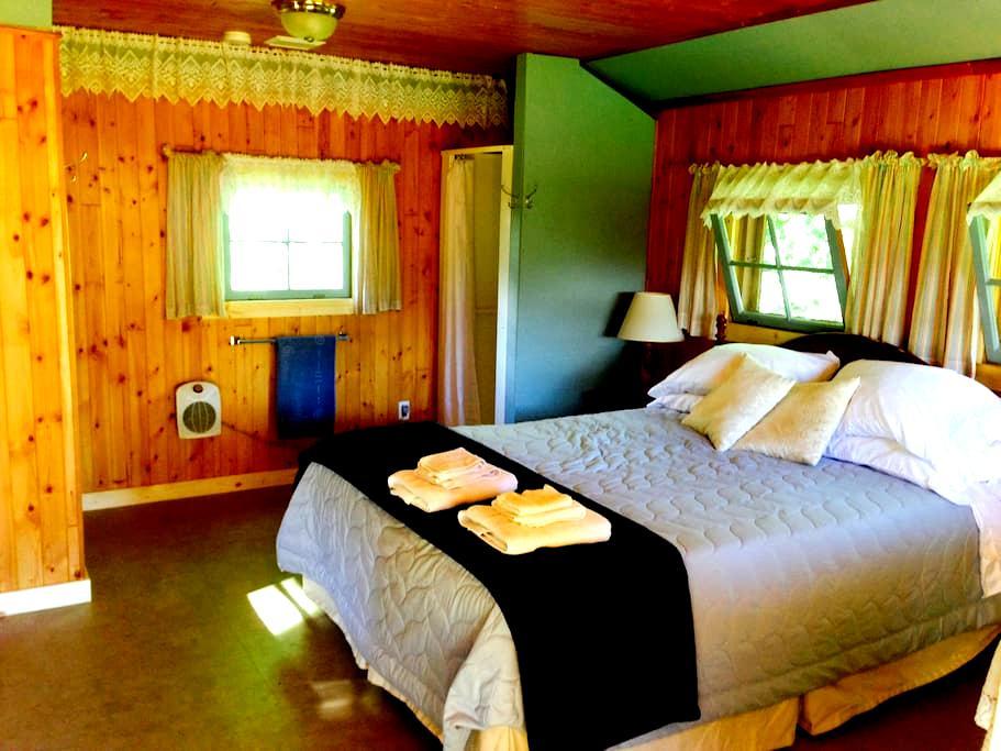 Riverside Cabana - Clearwater - Blockhütte
