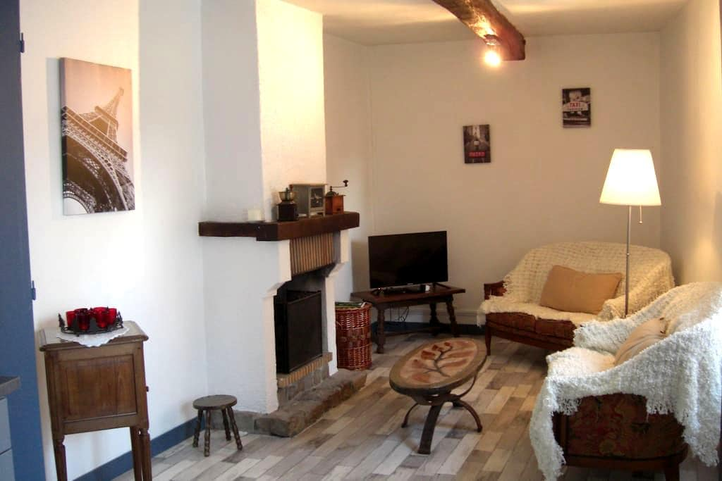 La  petite maison à la campagne - Pecquencourt - 一軒家