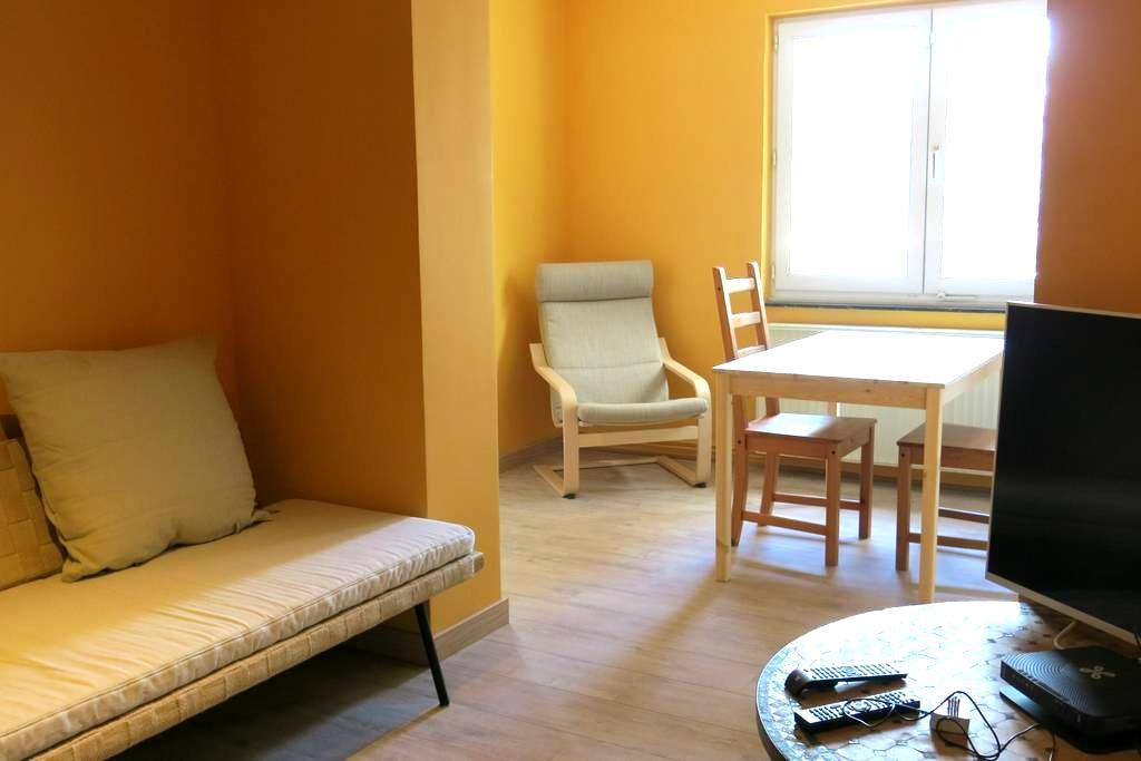 Appartement Belle-Ile - Liège - 公寓