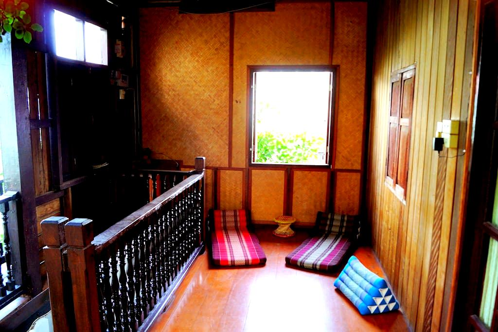 Charming Thai house inside the old city. Room 3 - Chiang Mai - Casa