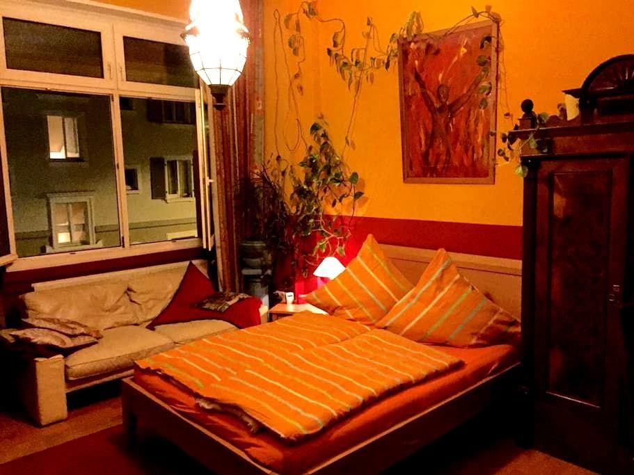 Schönes mediterranes Zimmer - Mannheim - Hus