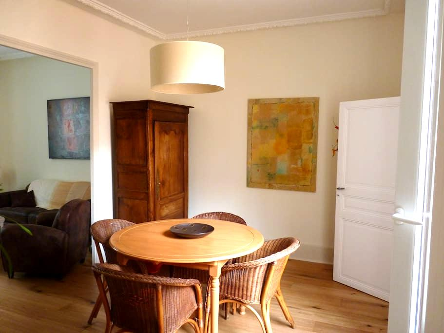 Chambres privées. Vichy centre - Vichy - Bed & Breakfast