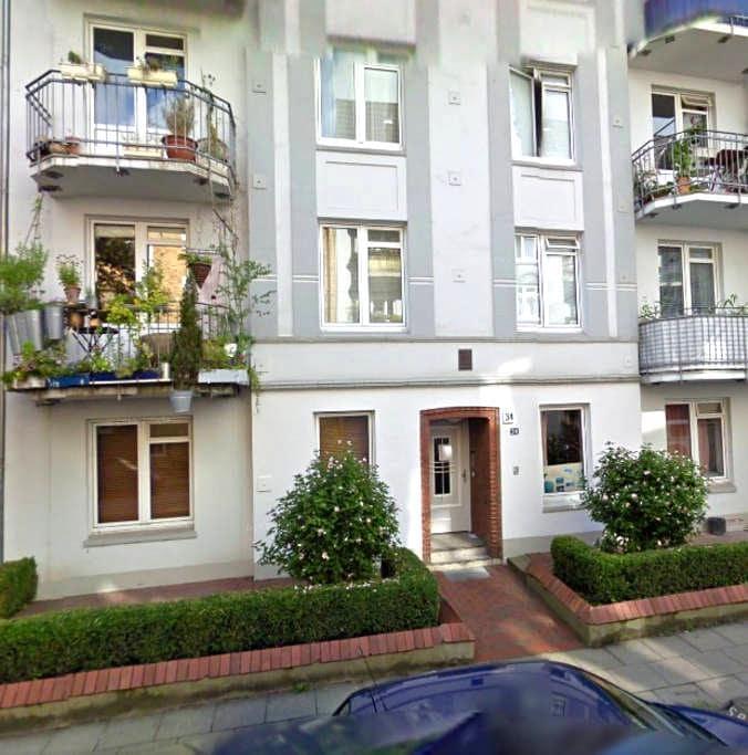 Appartment near the center - Hamburg - Appartement