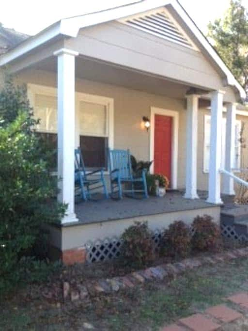 Cozy Cottage - Natchitoches - Casa