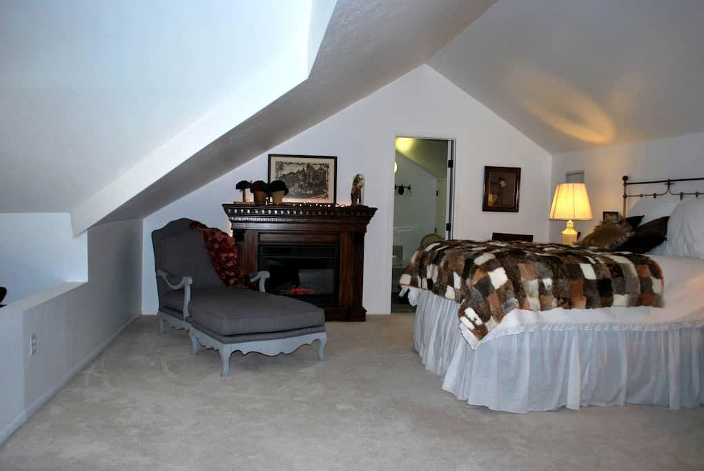 Loft suite in historic home Phoenix - Phoenix - Loft
